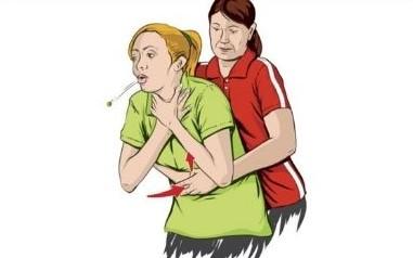 primo soccorso-manovra di heimlich-salute-benessere-rigeneralife.com