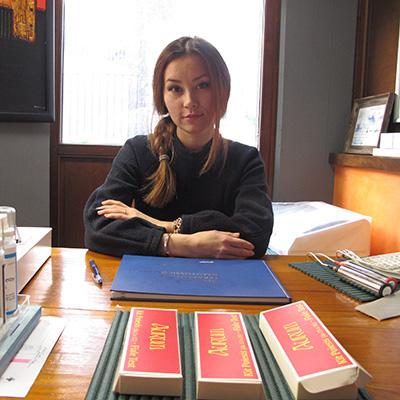 Anel Nurpeissova